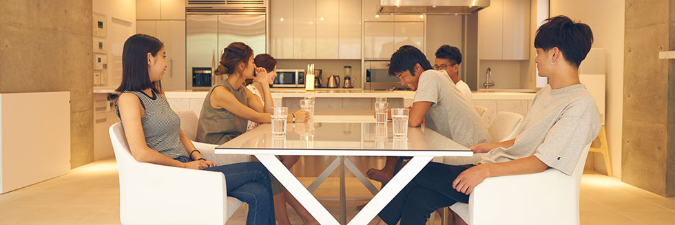 Terrace house boys girls in the city introduction for Terrace house boys and girls
